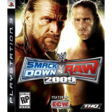 WWE Smackdown vs Raw 2009 PS3