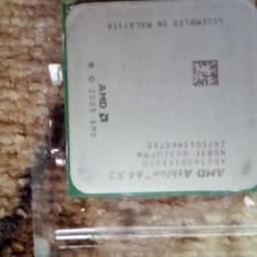 Procesor socket am2 Athlon x2 Dual Core 3600+ 2Ghz, 2x 512K Cache , 64Bit