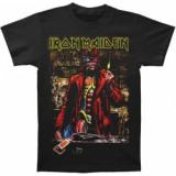 Tricou Unisex Iron Maiden: Stranger Sepia