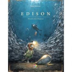 Edison. Misterul comorii disparute, 2018, corint