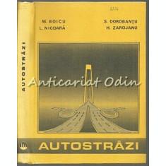 Autostrazi - M. Boicu, S. Dorobantu