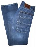 Blugi Barbati Jeans DOLCE & GABBANA - MARIME: 32 - (Talie = 86 CM), Albastru, Lungi, D&G