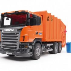 Mașină de gunoi Scania Bruder