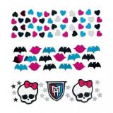 Confetti petreceri Monster High 34g set 3 pungi