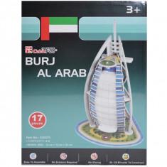 Puzzle 3D Burj Al Arab 17 piese