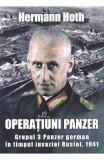 Operatiuni Panzer - Hermann Hoth