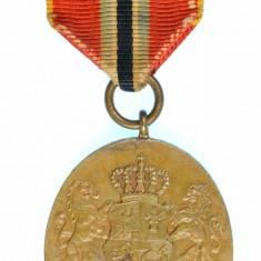 "Medalia Comemorativă / Jubiliara ""40 de ani de Domnie"" civili 1906"