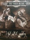 vision bleak set sail to mystery 2 cd dublu disc ltd edition art book goth metal