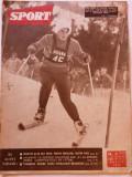 "Revista (veche) -""SPORT""(nr. 5/ martie1961) echipa PROGRESUL BUCURESTI"