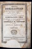 NOUL DOCSASTAR de ANTON PANN, VOL. I - BUCURESTI 1841