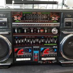 Radiocasetofon Silva , Boombox ,Model DS-6006 . BIJUTERIE ,