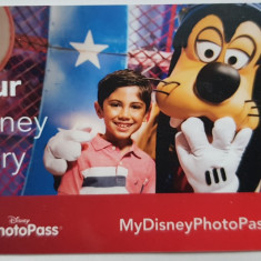 Pentru colectionari card plastic Disney World