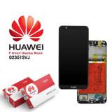 Display Huawei P Smart Cu Rama si Baterie Original Negru