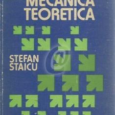 Introducere in mecanica teoretica (1983)