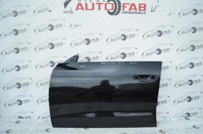 Uşă stânga faţă Audi A7 4K an 2018-2020 foto