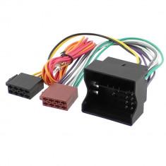 Cablu adaptor ISO VW Golf, Passat, Touareg, Touran, 4Car Media - 000078 foto
