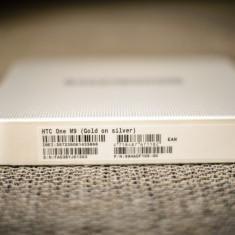 HTC ONE M9, sigilat, 64gb, Auriu, Neblocat