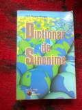 D9 Dictionar de sinonime - Dragos Mocanu