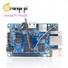 Orange Pi Plus 2e H3 Quad Core 2GB RAM 4K 16GB EEMC HDMI WIFI