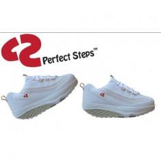 Pantofii pentru slabit Perfect Steps 40,41 Negru
