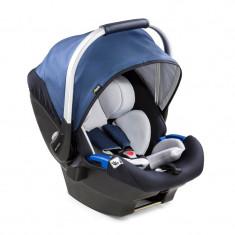 Scaun Auto iPro Baby Denim Hauck, suporta maxim 13 kg, 0 luni+