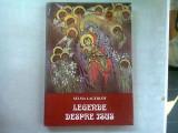 LEGENDE DESPRE ISUS - SELMA LAGERLOF