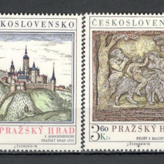 Cehoslovacia.1976 Orasul Praga  XC.350