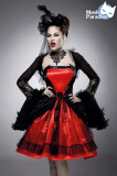 Costum vampir fierbinte