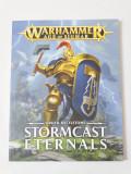 Warhammer Age of Sigmar Order Battletome Stormcast Eternals - carte reguli