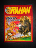 RAHAN - COLIERUL DE GHEARA (Colectia Adevarul, Nr. 1, benzi desenate)