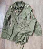 Sergent Unitati Auto Uniformă militara RSR Militari în Termen