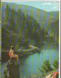 CPIB 16152 CARTE POSTALA - LACUL ROSU