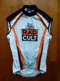 Tricou ciclism Nalini Team Made in Italy. Marime S, vezi dimensiuni; ca nou