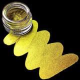 Cumpara ieftin Pigment PK81(maroniu-bronze-verde intens) Duochrome pentru machiaj Kajol Beauty, 1g