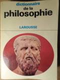 DICTIONNAIRE DE LA PHILOSOPHIE LAROUSSE-DIDIER JULIA