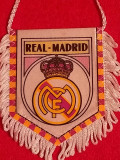Fanion fotbal - REAL MADRID (Spania)