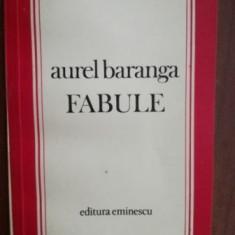 Fabule- Aurel Baranga