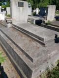 Loc de veci în cimitirul Rulikovski din Oradea