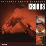 Krokus Original Album Classics (3cd)