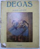 DEGAS par JACQUES LASSAIGNE , 1947