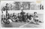 B1699 Echipa romaneasca fotbal Vama 1940