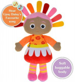 Jucarie De Plus In The Night Garden Snuggly Singing Upsy Daisy Soft Toy