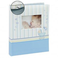Album foto personalizabil Baby Sleeping, poze autoadezive, 100 pagini, Resigilat