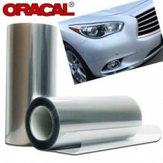 Folie protectie faruri / stopuri ORACAL (50 x 50 cm) - transparent