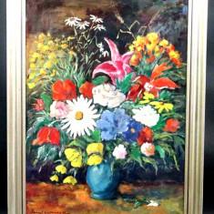 Tablou Ivanyi Grunwald Bela, Natura statica, Ulei, Impresionism
