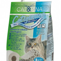 Asternut Igienic - Celuloza - Cat&Rina - 8 L - 1470