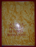 Atlas pentru istoria Romaniei format mare