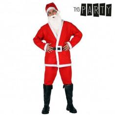 Costum Deghizare pentru Adulți 8502 Moș crăciun