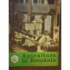 REVISTA APICULTURA IN ROMANIA NR.8/1984