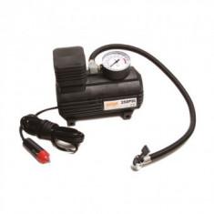 Mini compresor 250 PSI 12V cu manometru, Gadget 120106